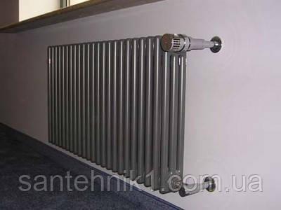 Перенос радиатора отопления