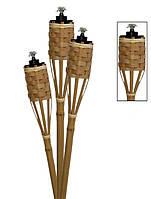 Факел садовый из бамбука, 120см