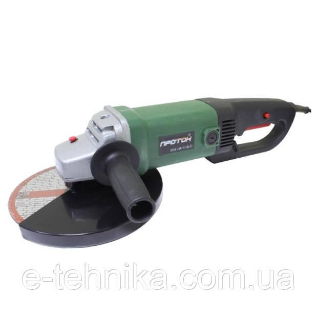 Угловая шлифовальная машина Протон  МШУ-230/2200