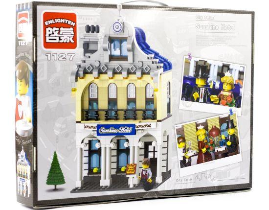 Конструктори типу lego