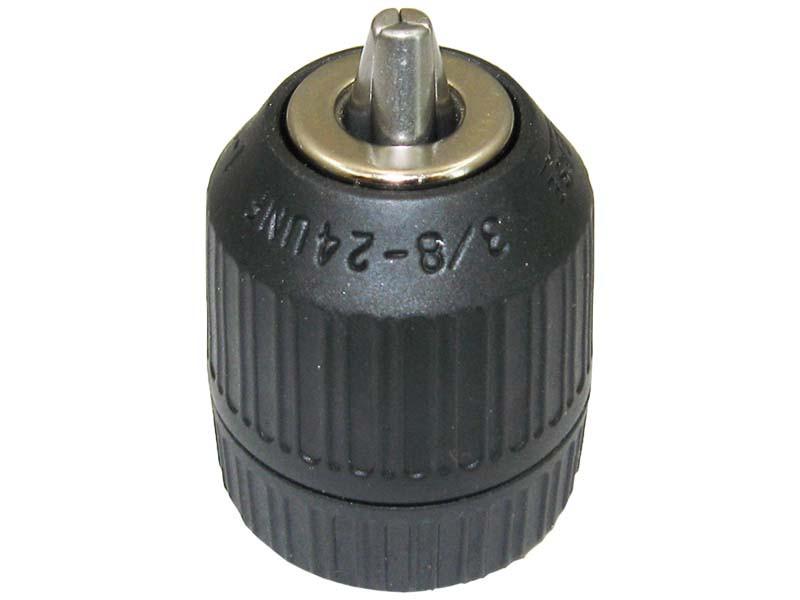 Патрон для дрилі WERK 3/8 до 10мм швидкозатискной, пластиковий