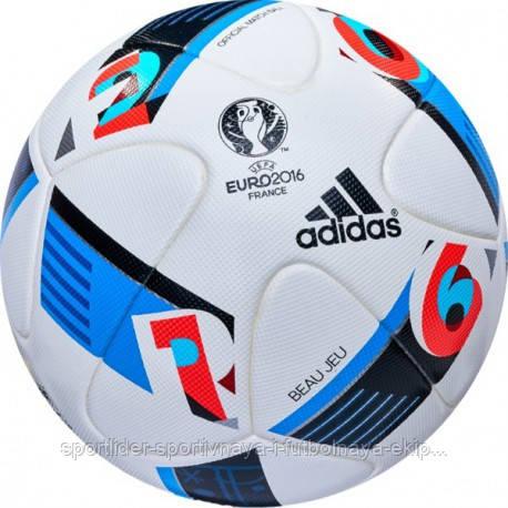 Официальный Футбольный Мяч Adidas Beau Jeu UEFA EURO 2016™ OMB — в  Категории