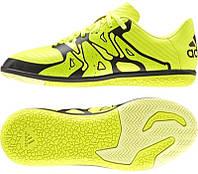 Детские футзалки Adidas X 15.3 IN
