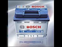Аккумулятор автомобильный Bosch S4 прав[+] 44Ah 440A (207*175*175)