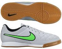 Детские футзалки Nike Tiempo Genio IC