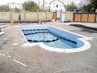 Консервация открытого бассейна на зиму