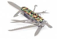 Нож швейцарский Victorinox Swiss Army Huntsman камуфляж