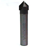 Гравировальные фрезы Sekira 08-005-100 (90 градусов)