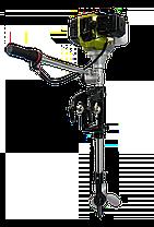 Човновий мотор GRUNFELD 62A+OB1