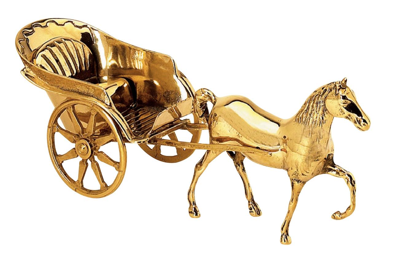 Stilars 544 Лошадь с повозкой