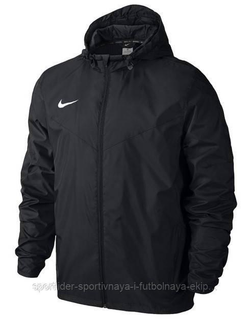 Ветровка Nike Team Sideline Rain Jacket 645480-010 - Спортлидер› спортивная  и футбольная экипировка e26850aea270b