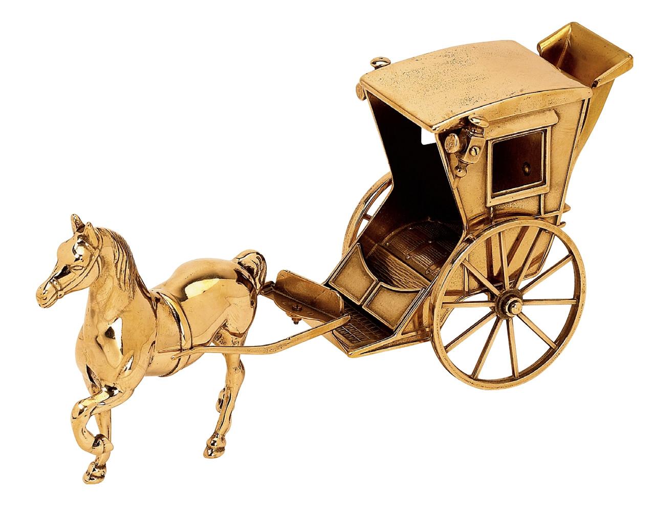 Stilars 550 Лошадь с каретой