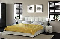 """Стильная тканевая кровать """"Изабель"""""""