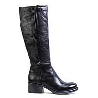 Сапоги женские кожаные Venezia 604349, фото 1
