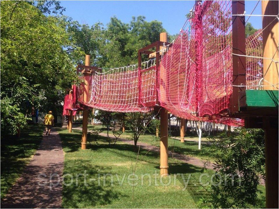 Верёвочный парк, фото 1