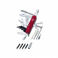 Нож швейцарский Victorinox CyberTool 34 Red, фото 1