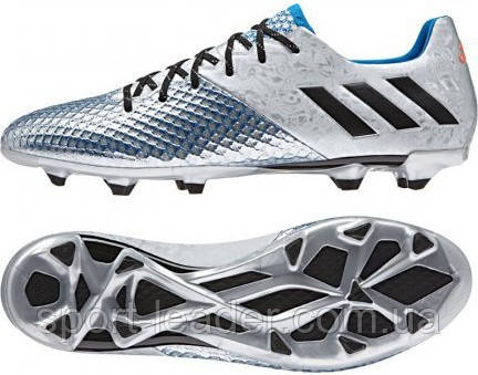 da5155535881 Футбольные бутсы Adidas Messi 16.2 FG - Спортлидер› спортивная и футбольная  экипировка, обувь,