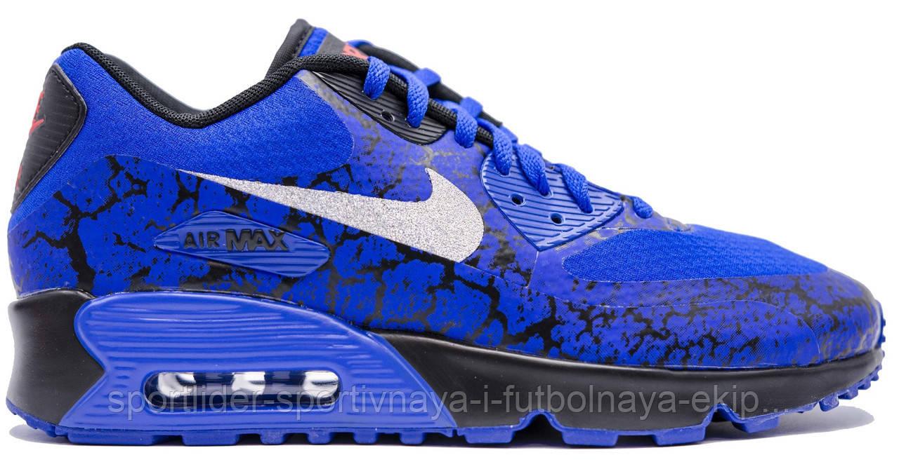 cb3dc1a7 Детские кроссовки Nike Air Max 90 CR7 FB Junior 833476-400 - Sport-Leader