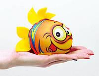 Рыбки растущие в воде