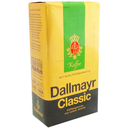 Кофе молотый Dallmayr Classic, 500 г
