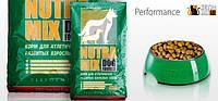 Корм для собак Nutra Mix Dog (Нутра Микс Дог) Performance повышенная активность, 7,5 кг