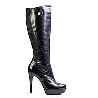 Сапоги женские кожаные Venezia 8406, фото 1