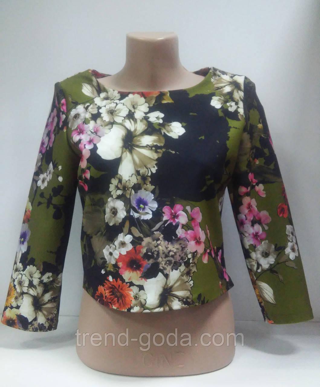 Топ  блуза женская