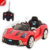 Детский электромобиль Porsche 1603: 7км/ч, 12V + ДУ