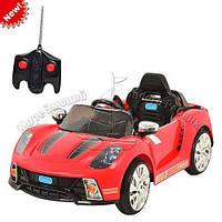 Детский электромобиль Porsche 1603: 7км/ч, 12V + ДУ, фото 1