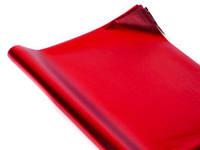Красно-коричневая матовая плёнка полисилк
