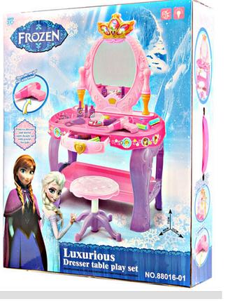 Дитяче трюмо зі стільчиком Frozen арт.88016-01, фото 2
