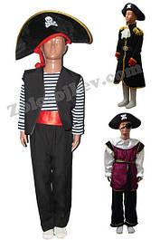Пираты, ковбои 5-6 лет, рост 116