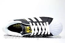 Кроссовки унисекс в стиле Adidas Superstar, фото 3