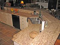 Кухня из Гранита и Мрамора, фото 1
