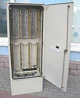 Шкаф телефонный распределительный ШР-600К на 600/1200 пар (Украина)