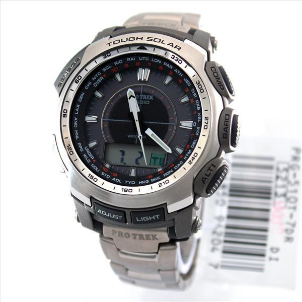 Часы Casio Pro-Trek PRG510T-7
