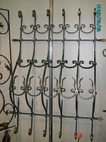 Решетка кованая на окно арт.кр.12, фото 1