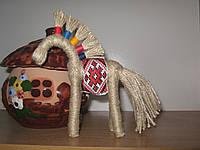 Кукла-мотанка Солнечный конь
