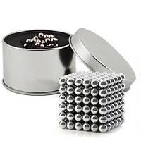 Оригинальный подарок неокуб 216 шариков по 5 мм в коробочке