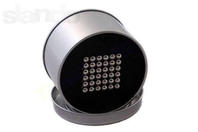 Оригинальный подарок неокуб 216 шариков по 5 мм в коробочке, фото 2