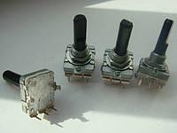 Энкодер ALPS для пультов, 25mm с трещеткой