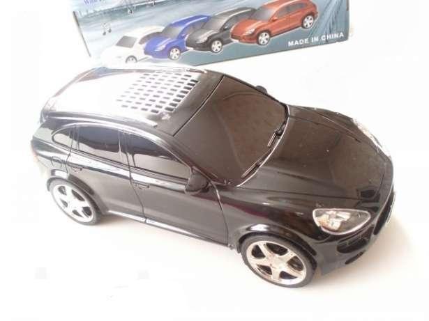 Колонка MP3 плеер USB Porsche Cayenne Black 989
