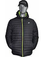 Мужская зимняя куртка nike, осенняя куртка найк (реплика)
