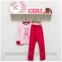Пижама для девочек ТМ Фламинго, ластик (артикул 262-1005), фото 3