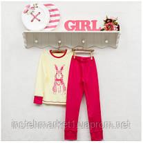 Пижама для девочек ТМ Фламинго, ластик (артикул 262-1005), фото 2