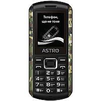 Защищенный телефон ASTRO A180 RX Сamo ip67