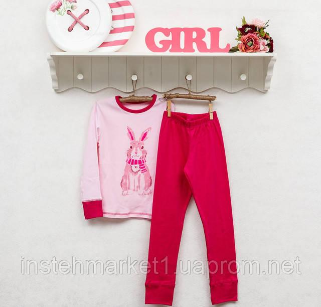 "Пижама для девочек ТМ Фламинго, ластик (артикул 262-1005)в интернет-магазине ""Инстехмаркет"""