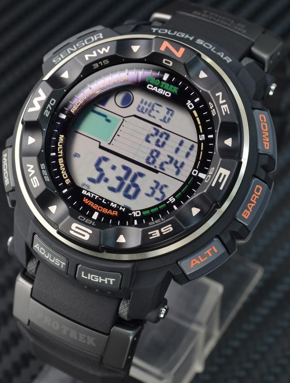 Часы Casio Pro-Trek PRW2500-1
