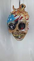 Декорація відрізана голова