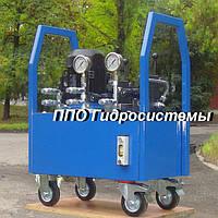 Мобильная установка прокачки тормозной системы и сцеплений